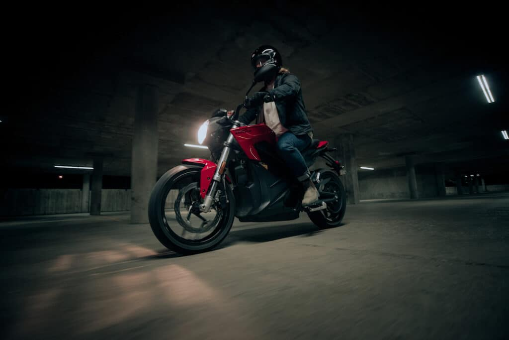 Zero Rider Experience